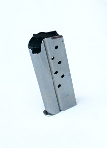 Check-Mate 9mm, 7RD, Stainless Steel - Para Carry Magazine