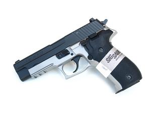 Sig Sauer P226R Stainless .40, Reverse Two-Tone, SigLite Night Sights, DA/SA
