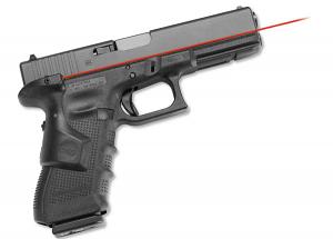 Crimson Trace Laser Grips - Glock 17/22/31/34/35 - GEN 4