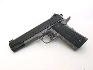 Ed Brown Special Forces, 5 inch, .45ACP, Night Sights, - SS - Stealth Grey