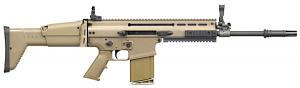 FN SCAR 17S .308 - FDE