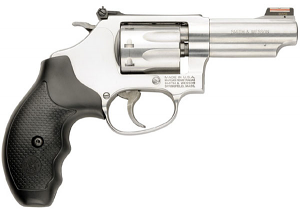Smith & Wesson Model 63 Eight Shot, 3 inch .22 LR - Stainless