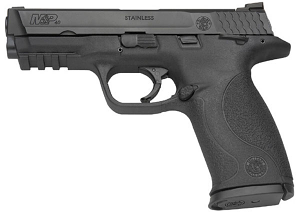 Smith & Wesson M&P40-Full Size, Thumb Safety