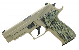 Sig Sauer P226 Scorpion, 9mm, Night Sights, DA/SA, SRT