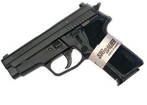 Sig Sauer P229 .40, SigLite Night Sights, DA/SA