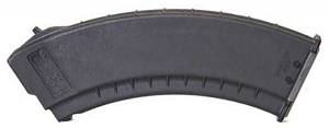 TAPCO AK-47 7.62x39 30rd Polymer Magazine - Low Drag