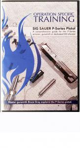 Sig Sauer Handgun Armorer's Course DVD - OPSPEC