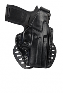 Gould & Goodrich Paddle Holster, Right Hand, BLACK - SIG 250C