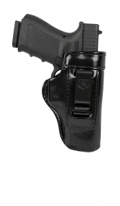 Gould & Goodrich Inside Trouser Holster 890, Right Hand, BLACK - GLOCK 17,22,31