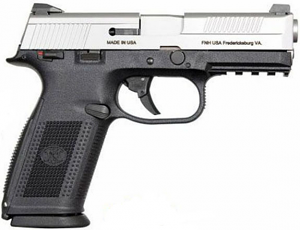 FN FNS 9mm - Two Tone