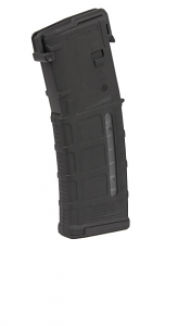 Magpul PMAG AR15 .223 30RD Magazine - GEN M3 - BLACK - WINDOW