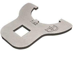 Daniel Defense 7.62 Lite Rail Barrel Nut Wrench