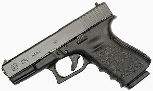 Glock 23C .40S&W - BLACK