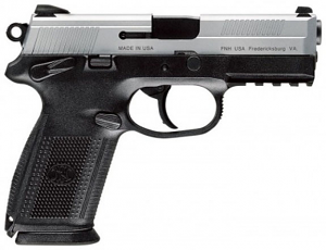 FN FNX 9mm - Two Tone