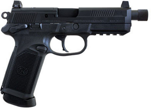 FN FNX-45 Tactical - Black