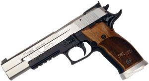 Sig Sauer P226 X-SIX LIGHTWEIGHT, 9mm, Adjustable Sights, SAO - MASTERSHOP