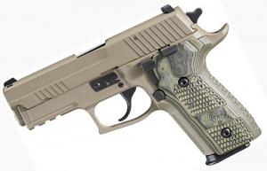 Sig Sauer P229R 9mm Scorpion, SigLite Night Sights, DA/SA, SRT