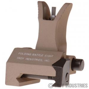 Troy Industries Front Folding Battle Sight - M4 - FDE