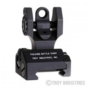 Troy Industries Rear Folding Battle Sight - BLK