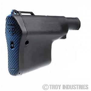 Troy Industries Lightweight Battle Ax CQB Stock - BLK