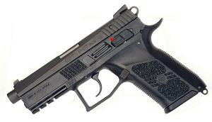 CZ P07 Duty, Night Sights, 9mm