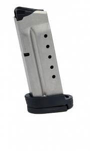 Smith & Wesson M&P Shield .40S&W 7RD Extended magazine