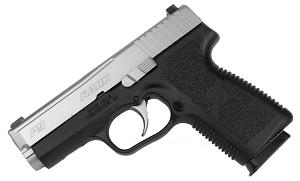 Kahr P9 9mm, Night Sights