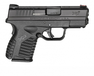 Springfield Armory XDS 9mm - BLACK