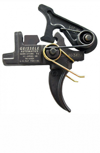 Geissele Hi-Speed National Match Trigger - Match Rifle - Small Pin
