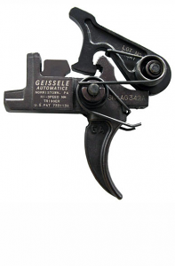 Geissele Hi-Speed National Match Trigger - Service Rifle - Small Pin