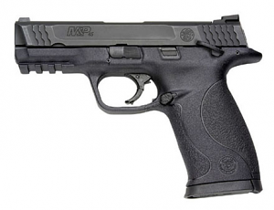 Smith & Wesson M&P45-Full Size, Thumb Safety