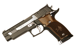 Sig Sauer P226 X-Five Black and White 9mm, Adjustable Target Sights, SAO