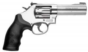 Smith & Wesson Model 617 Ten Shot, 4 inch .22 LR