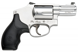 Smith & Wesson Model 640 Five Shot, 2 inch .357 Magnum