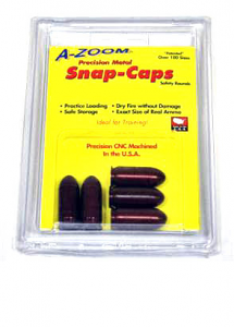 A-Zoom Snap Caps 5/PK - .40S&W