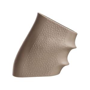 Hogue HANDALL Universal Rubber Grip Sleeve - Desert Tan