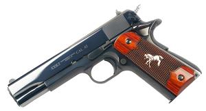 Colt TALO Royal Govt. Model, .45ACP, Series 70, Royal Blue - LIMITED EDITION