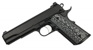 Guncrafter Industries No Name Government Model, .45ACP, Magwell, Black