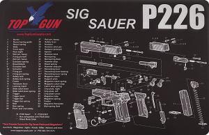 Gun Cleaning Armorer's Mat