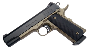 Ed Brown Special Forces 3, .45ACP, SS, Battle Bronze, Night Sights