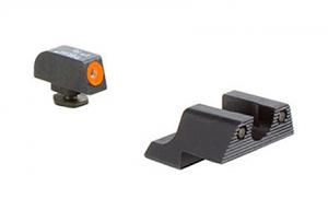 Trijicon HD Night Sight Set - Glock 42 - Orange Front