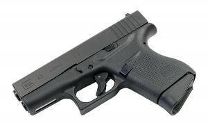 Glock 43 9mm - Black