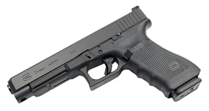 Glock 34 GEN 4 MOS 9mm - Black