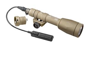 Surefire M600P Fury Scout Light - Tan