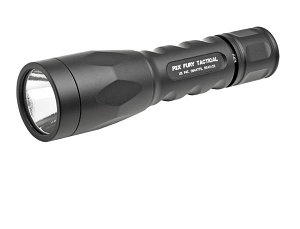 Surefire P2X Fury Tactical Flashlight - Black
