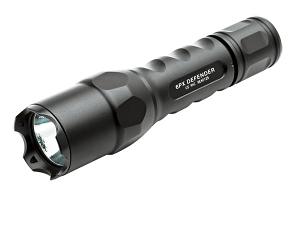 Surefire 6PX Defender Flashlight - Single-Stage - Black