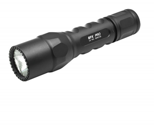 Surefire 6PX Pro Flashlight - Dual-Stage - Black