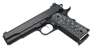 Guncrafter Industries No Name Government Model, .45ACP, Black