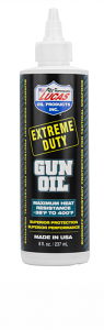 Lucas Extreme Duty Gun Oil - 8oz