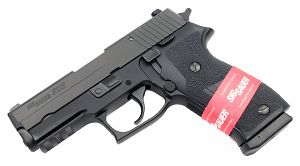 Sig Sauer P220R Carry, Nitron, DA/SA, Night Sights, .45ACP- CPO